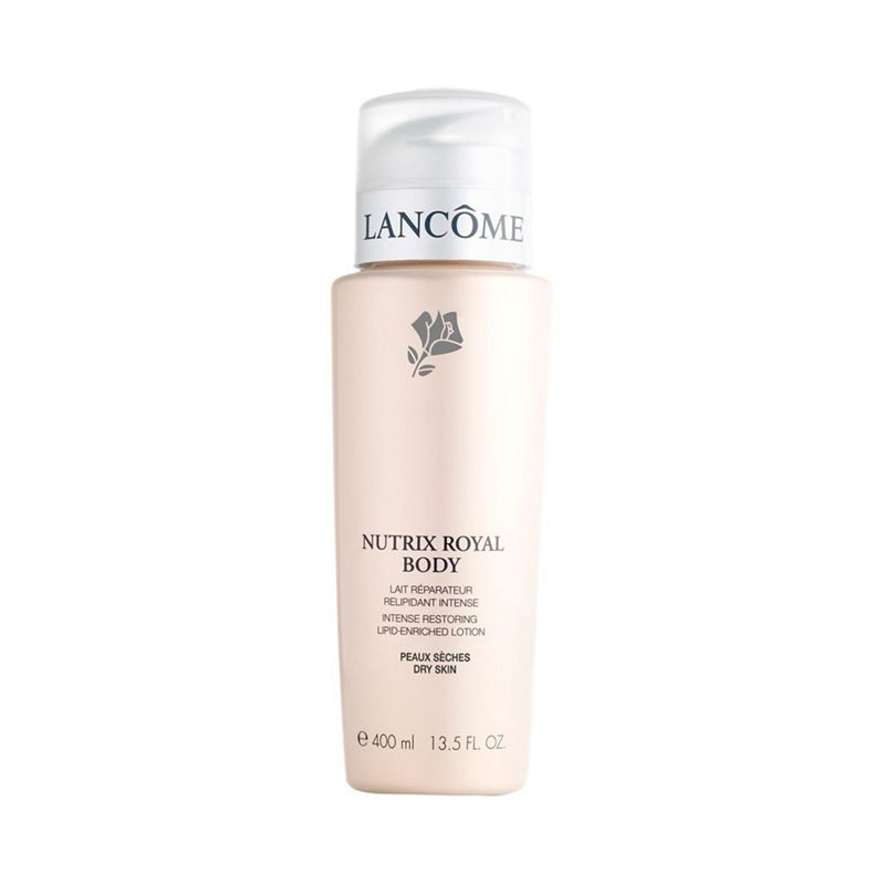 how to use lancome nutrix royal body