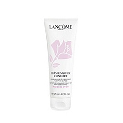 Lancôme - Cr­me-Mousse Confort' creamy foam cleanser 125ml