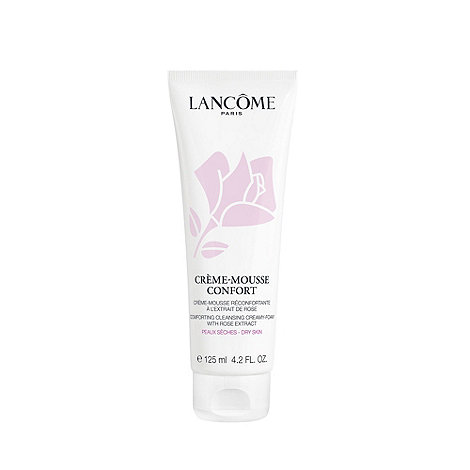 Lancôme - Cr­me-Mousse Confort+ creamy foam cleanser 125ml