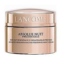 Lancôme - Absolue Precious Cells Night Cream 50ml