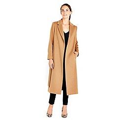 Wallis - Camel coat