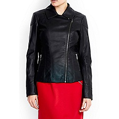 Wallis - Black biker jacket