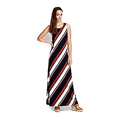 Wallis - Petite stripe maxi dress