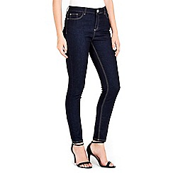 Wallis - Petite indigo ellie jeans
