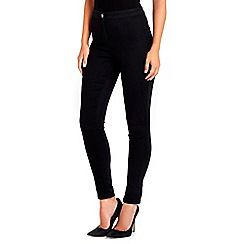 Wallis - Petite high waisted jegging