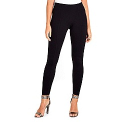 Wallis - Petite black pull on legging