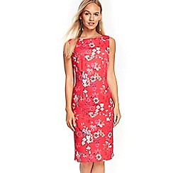 Wallis - Petite pink floral dress