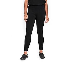 Wallis - Petite black legging