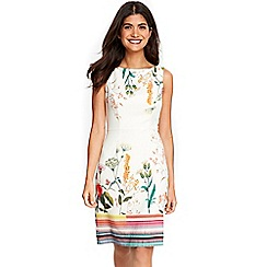 Wallis - Petite stripe floral dress