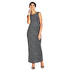 Wallis - Petite sparkle maxi dress