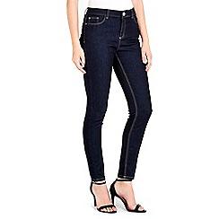 Wallis - Petite navy ellie skinny jean