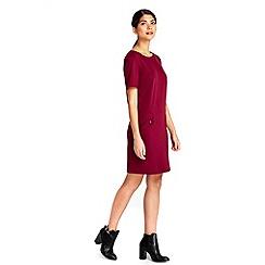 Wallis - Berry pocket shift dress