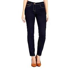Wallis - Petite ellie indigo jean