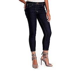 Wallis - Petite indigo imogen jeans