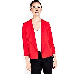 Wallis - Red short jacket