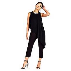 Wallis - Petite embellished jumpsuit