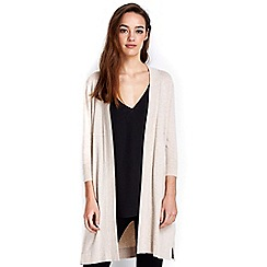 Wallis - Petite stone split side cardigan