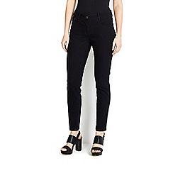 Wallis - Petite black skinny jean
