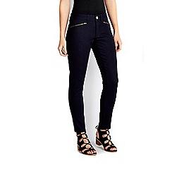 Wallis - Petite zip hem skinny jean