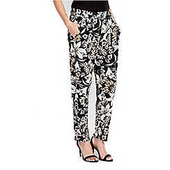 Wallis - Petite lily tapered trouser