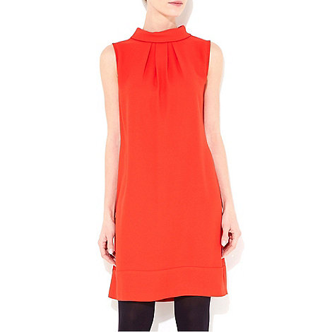 Wallis - Red turtle neck petite dress