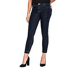 Wallis - Midwash let down ellie jeans