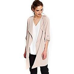 Wallis - Petite stone longline jacket