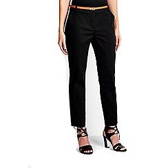 Wallis - Petite black cigarette trouser