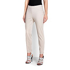 Wallis - Petite stone stretch trouser