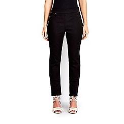 Wallis - Petite black trouser