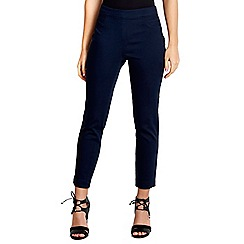 Wallis - Petote navy trouser