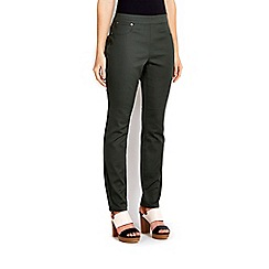 Wallis - Petite khaki trouser