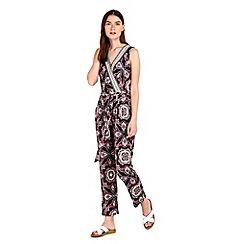 Wallis - Petite printed jumpsuit