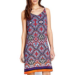 Wallis - Petite printed camisole dress