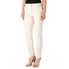 Wallis - Petite pink cigarette trouser