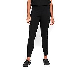 Wallis - Petite black leggings