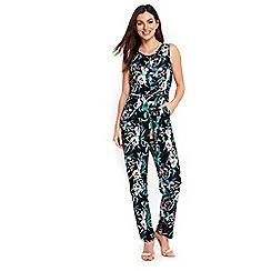 Wallis - Tropical floral jumpsuit