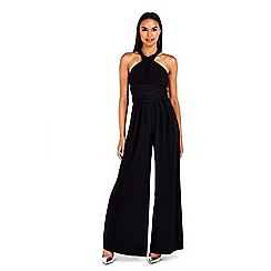 Wallis - Black multiway jumpsuit