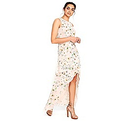 Wallis - Floral print maxi dress
