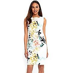 Wallis - Pastel floral shift dress