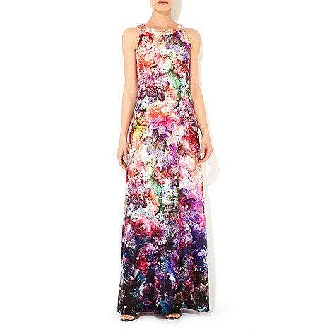 Wallis - Digital floral maxi dress