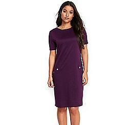 Wallis - Purple shift dress