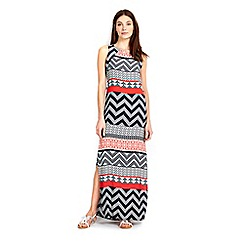 Wallis - Printed maxi dress