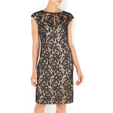 Wallis - Black lace dress