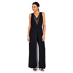 Wallis - Black hotfix jumpsuit