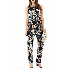 Wallis - Tropical woven jumpsuit
