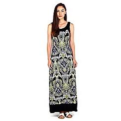 Wallis - Paisley printed maxi dress