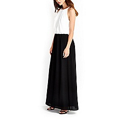 Wallis - Monochrome maxi dress