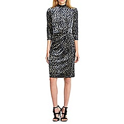 Wallis - Animal devoir dress