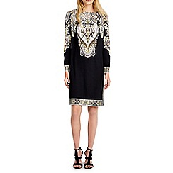 Wallis - Paisley scarf tunic dress